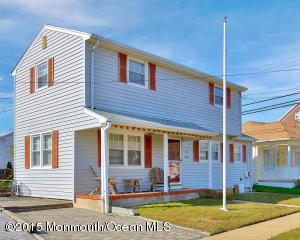 Photo of home for sale at 101 Beach Avenue Avenue, Bradley Beach NJ