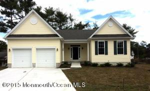 Photo of home for sale at 105 Captain Giglio Way Way, Forked River NJ