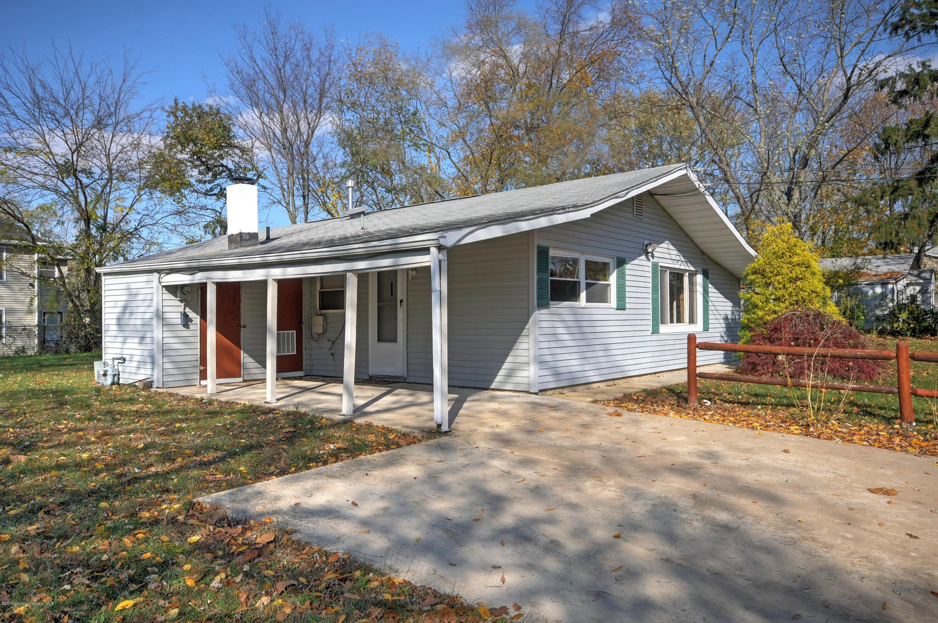 Photo of home for sale at 305 Deal Avenue Avenue, Neptune Township NJ