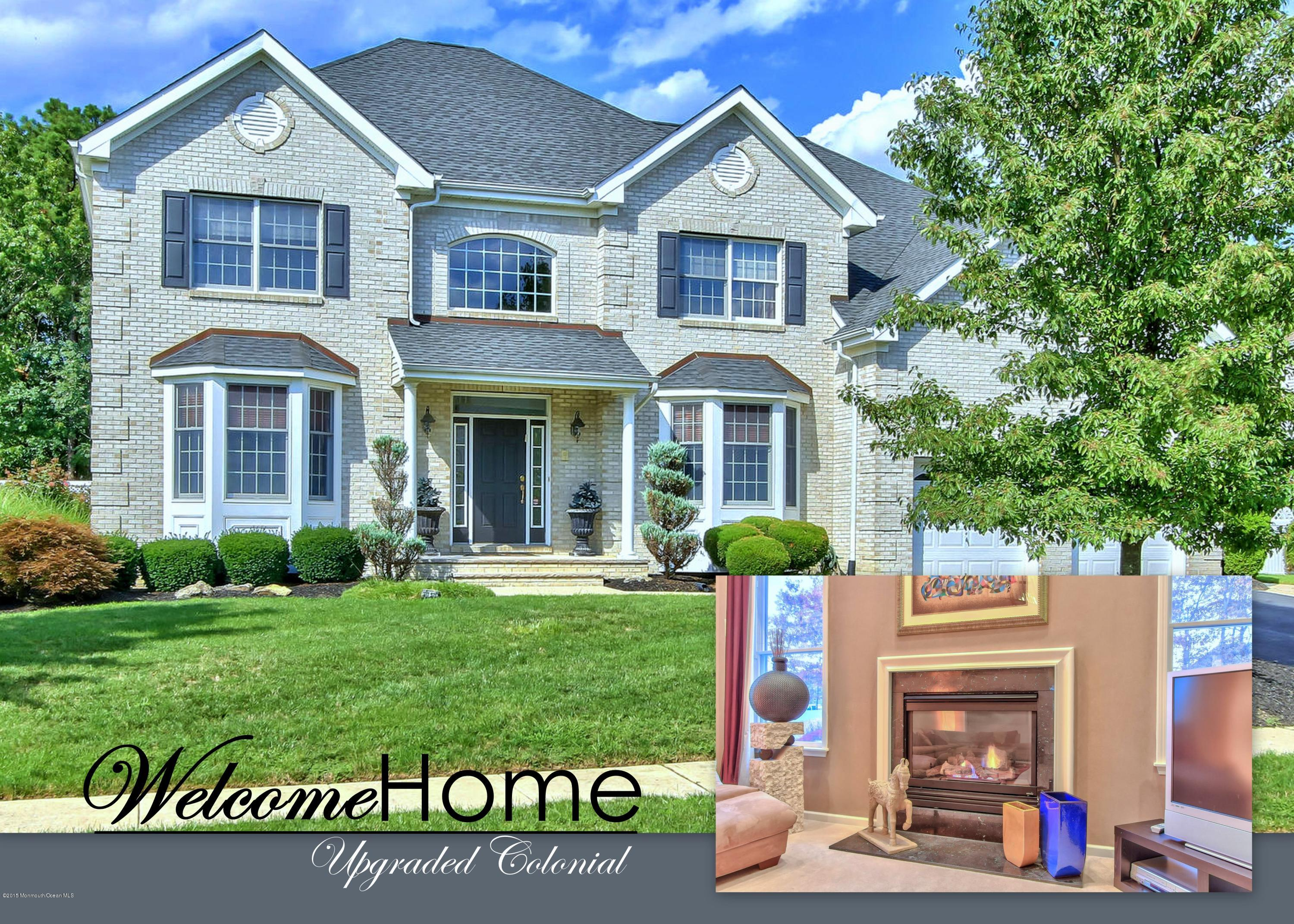 Photo of home for sale at 613 Brower Avenue Avenue, Toms River NJ