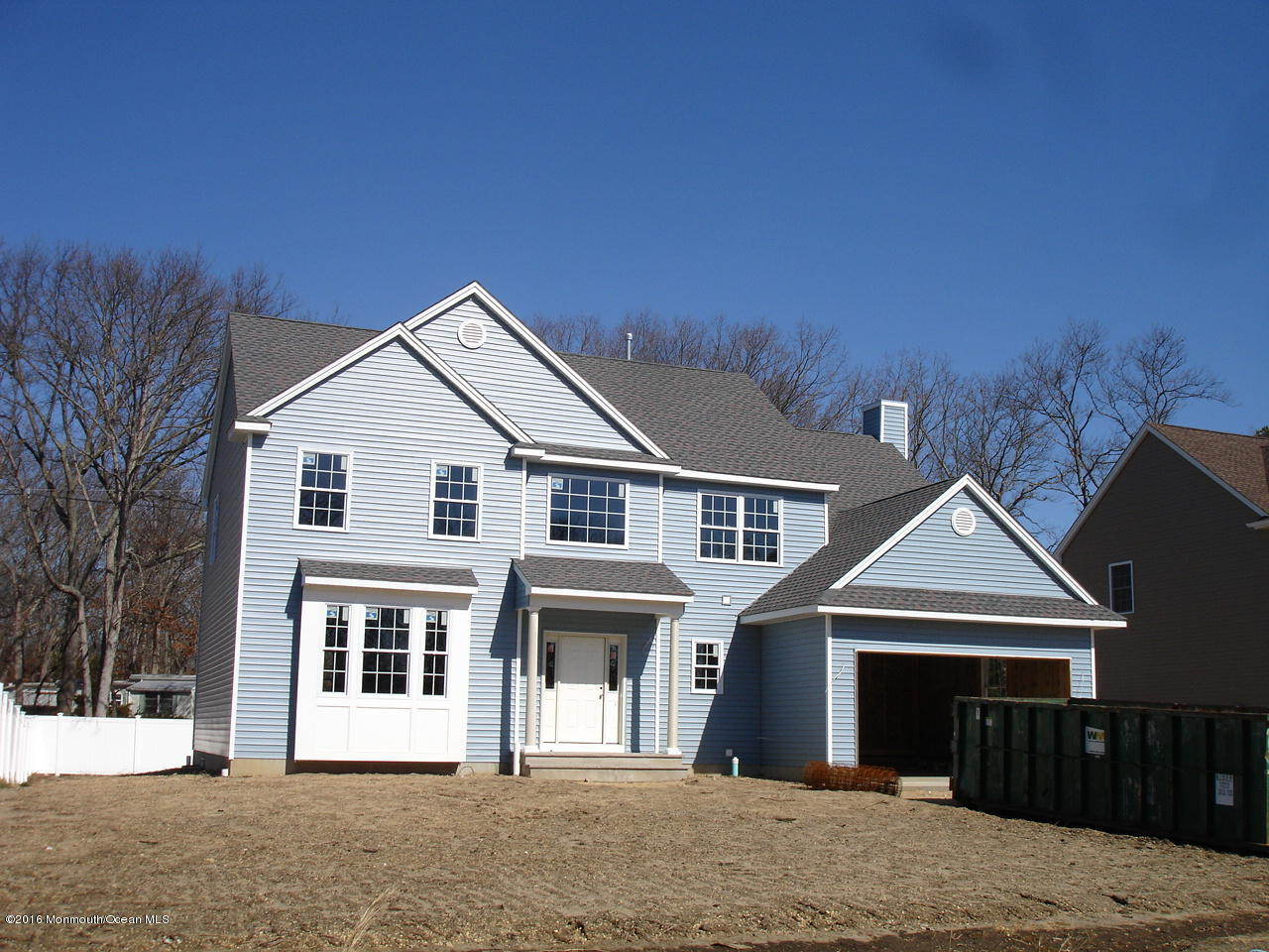 Photo of home for sale at 101 Fortune Court Court, Toms River NJ