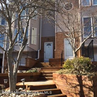 Photo of home for sale at 124 Ambassador Drive Drive, Red Bank NJ