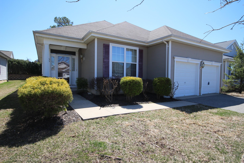 Photo of home for sale at 65 Hidden Lake Circle Circle, Barnegat NJ