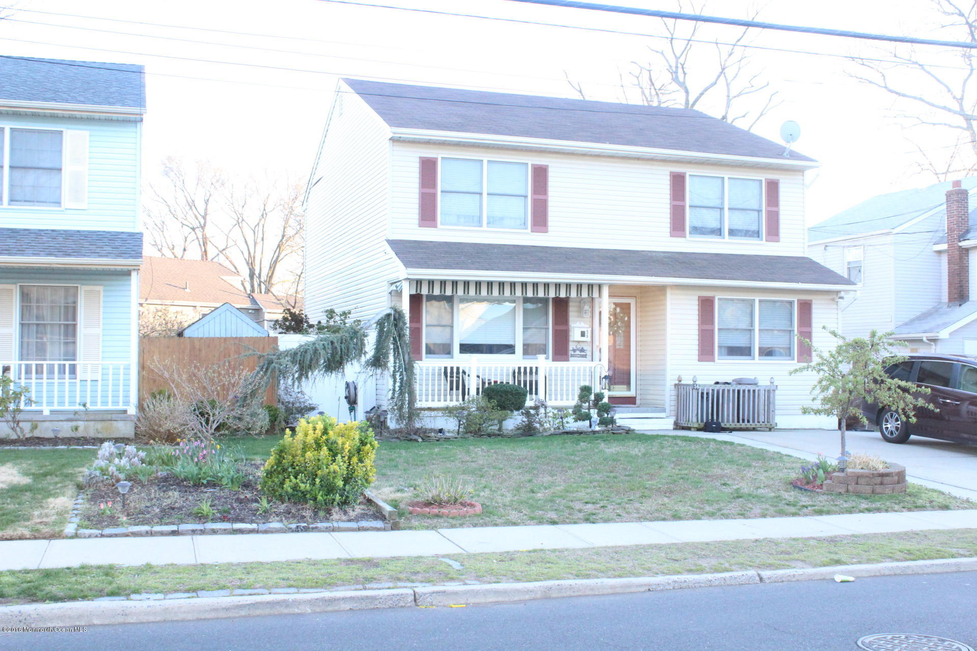Photo of home for sale at 56 Seeley Avenue Avenue, Keansburg NJ