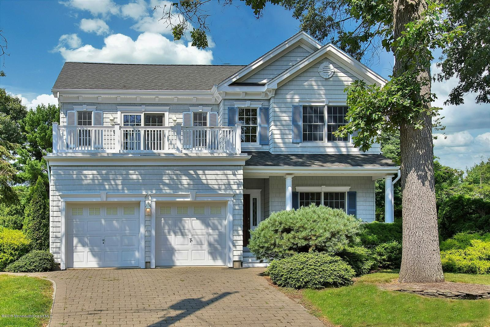 Photo of home for sale at 2217 2nd Avenue Avenue, Spring Lake NJ