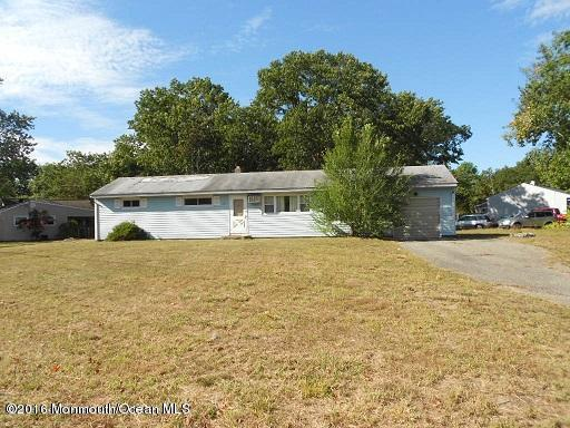 Photo of home for sale at 22 Clark Drive Drive, Howell NJ
