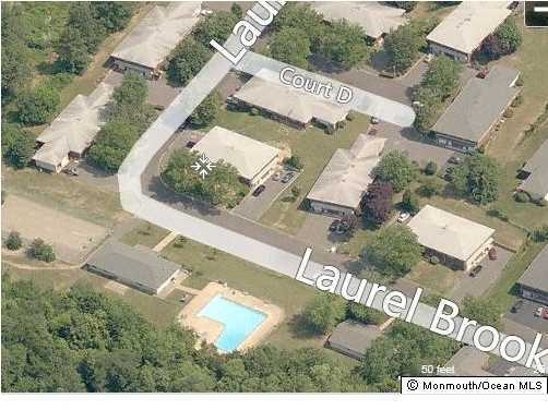 Photo of home for sale at 433 C Laurel Brook Drive Drive, Brick NJ