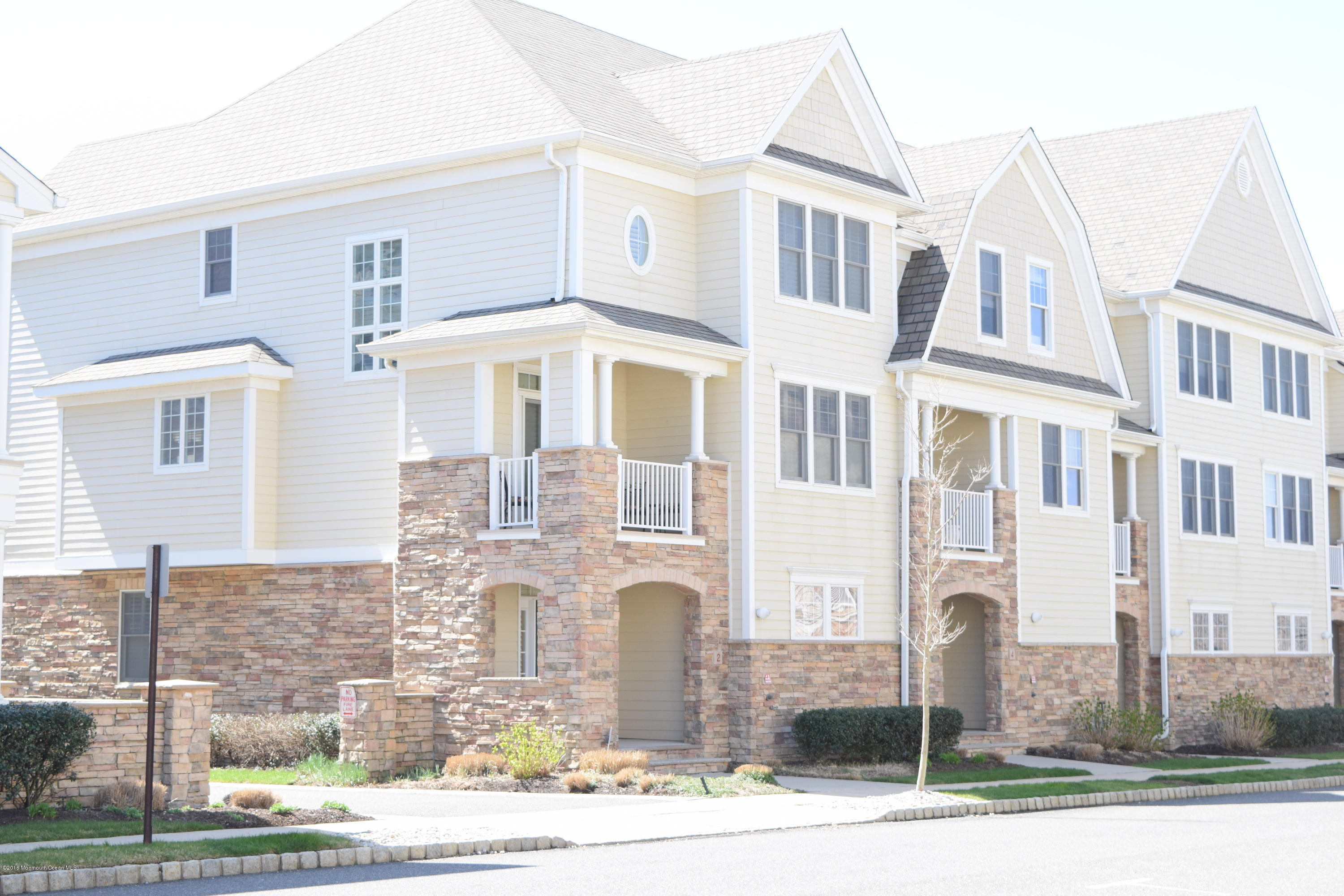 Photo of home for sale at 2 Greeley Terrace Terrace, Long Branch NJ