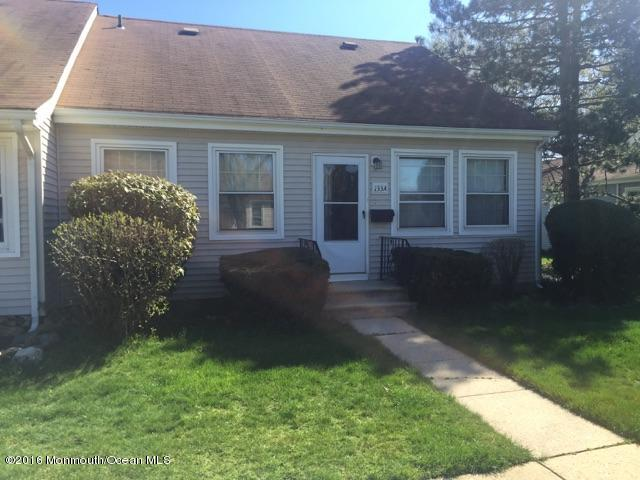 Photo of home for sale at 133a Rigi Strasse, Howell NJ