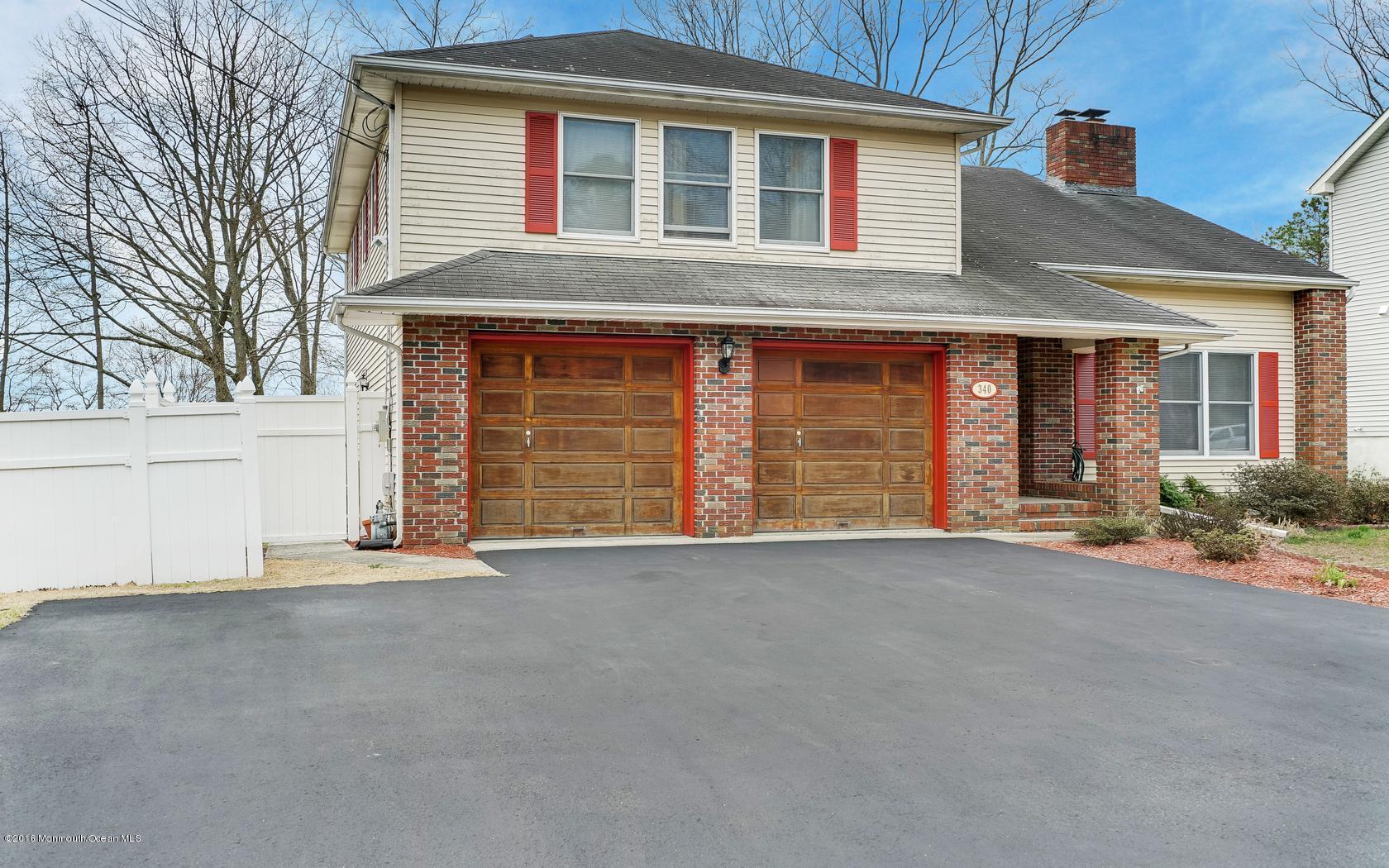 Photo of home for sale at 340 Montana Drive Drive, Brick NJ