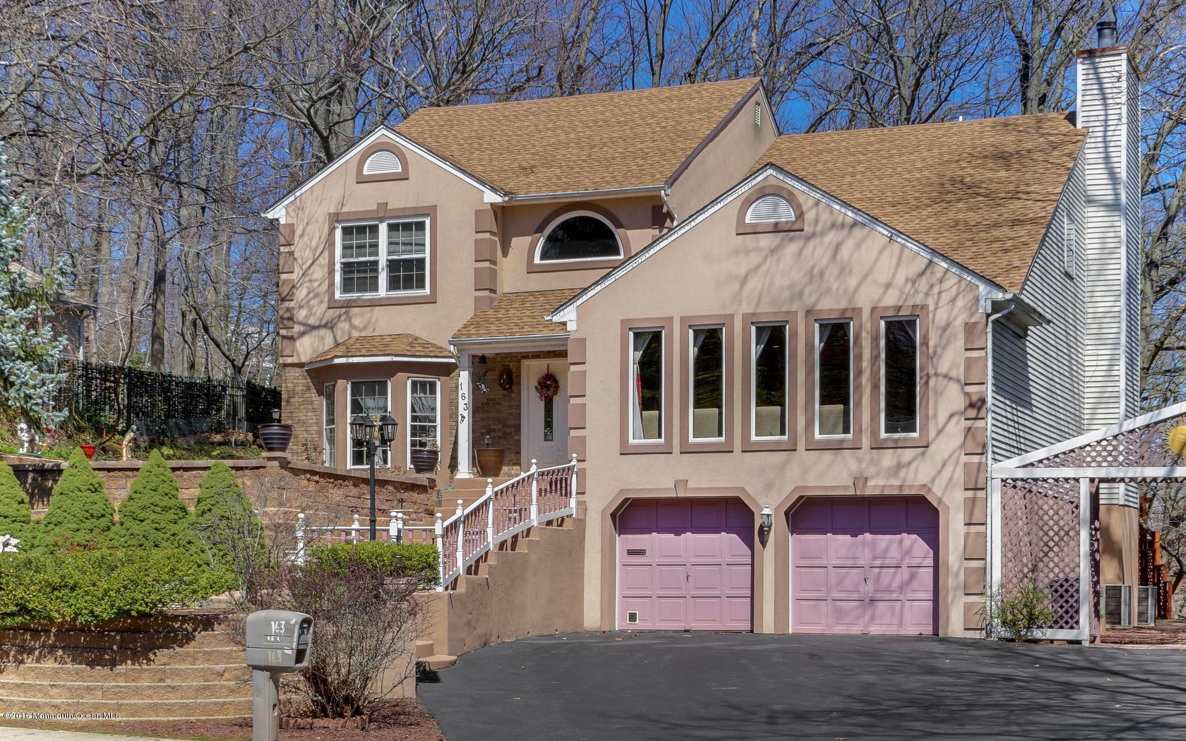 Photo of home for sale at 163 Van Brackle Road Road, Aberdeen NJ
