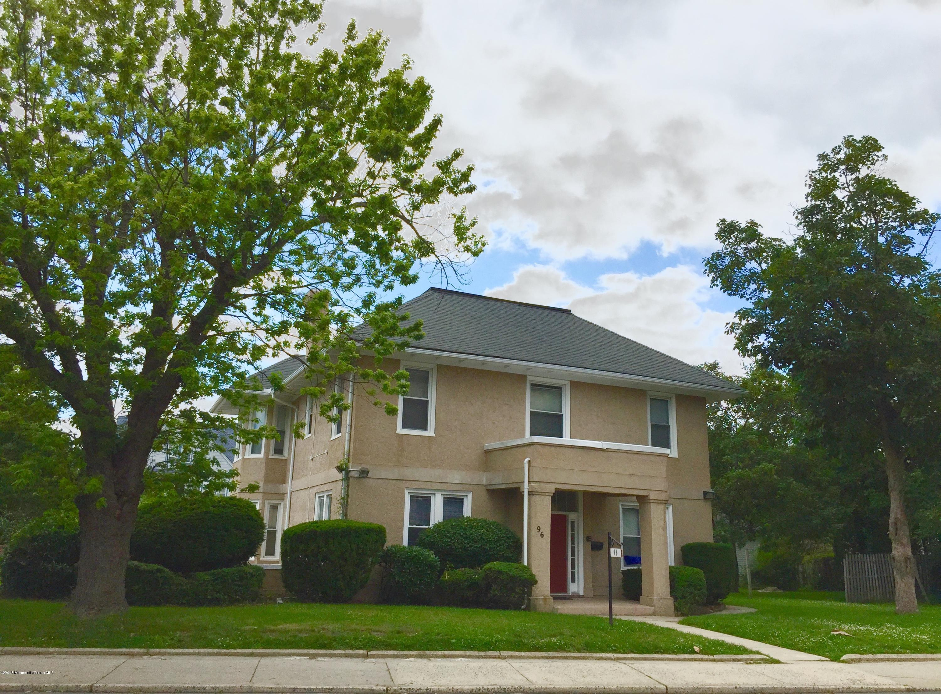 Photo of home for sale at 96 3rd Avenue Avenue, Long Branch NJ
