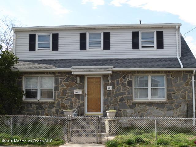 Photo of home for sale at 403 Florence Avenue Avenue, Union Beach NJ