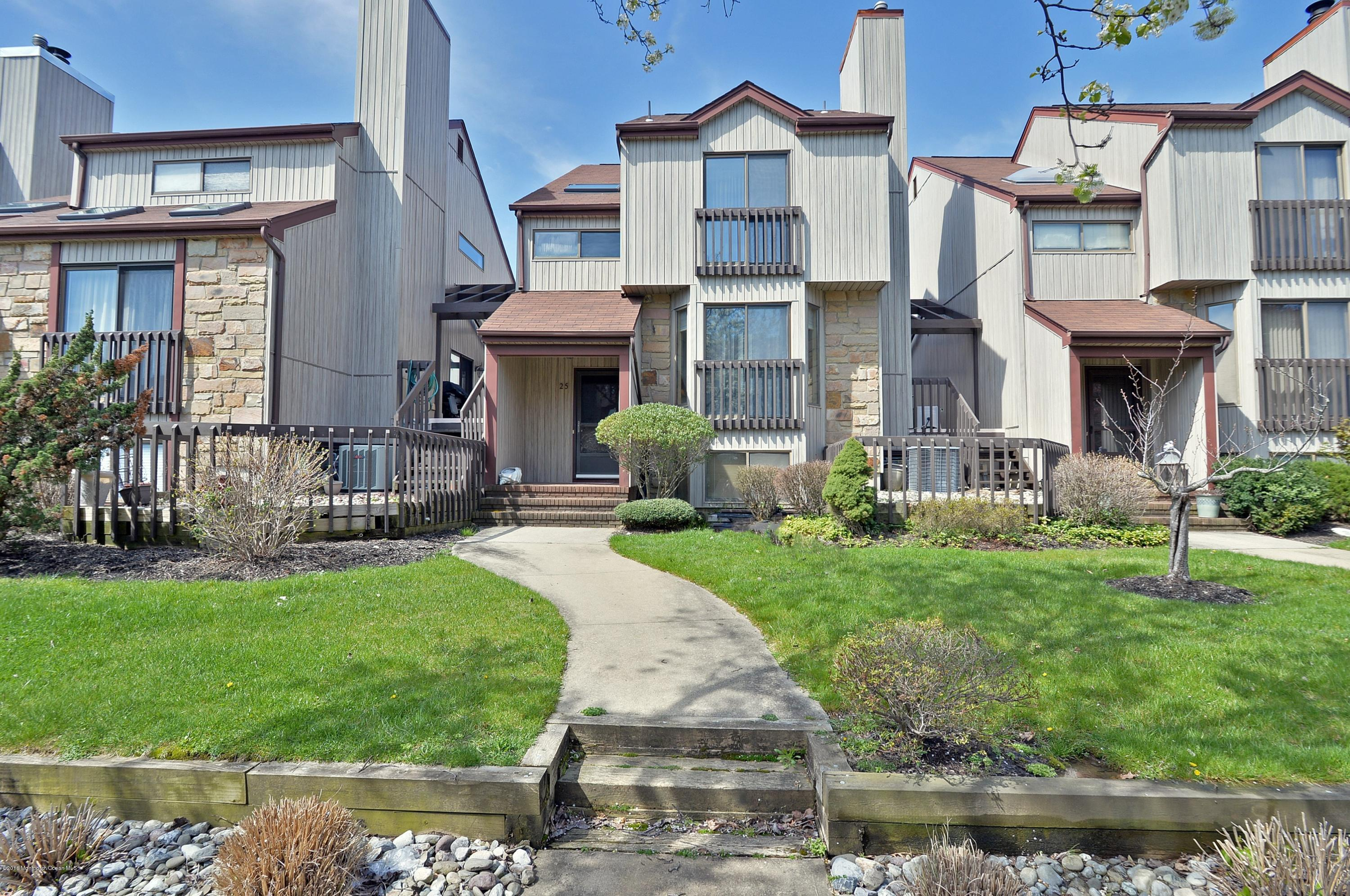 Photo of home for sale at 580 Patten Avenue Avenue, Long Branch NJ