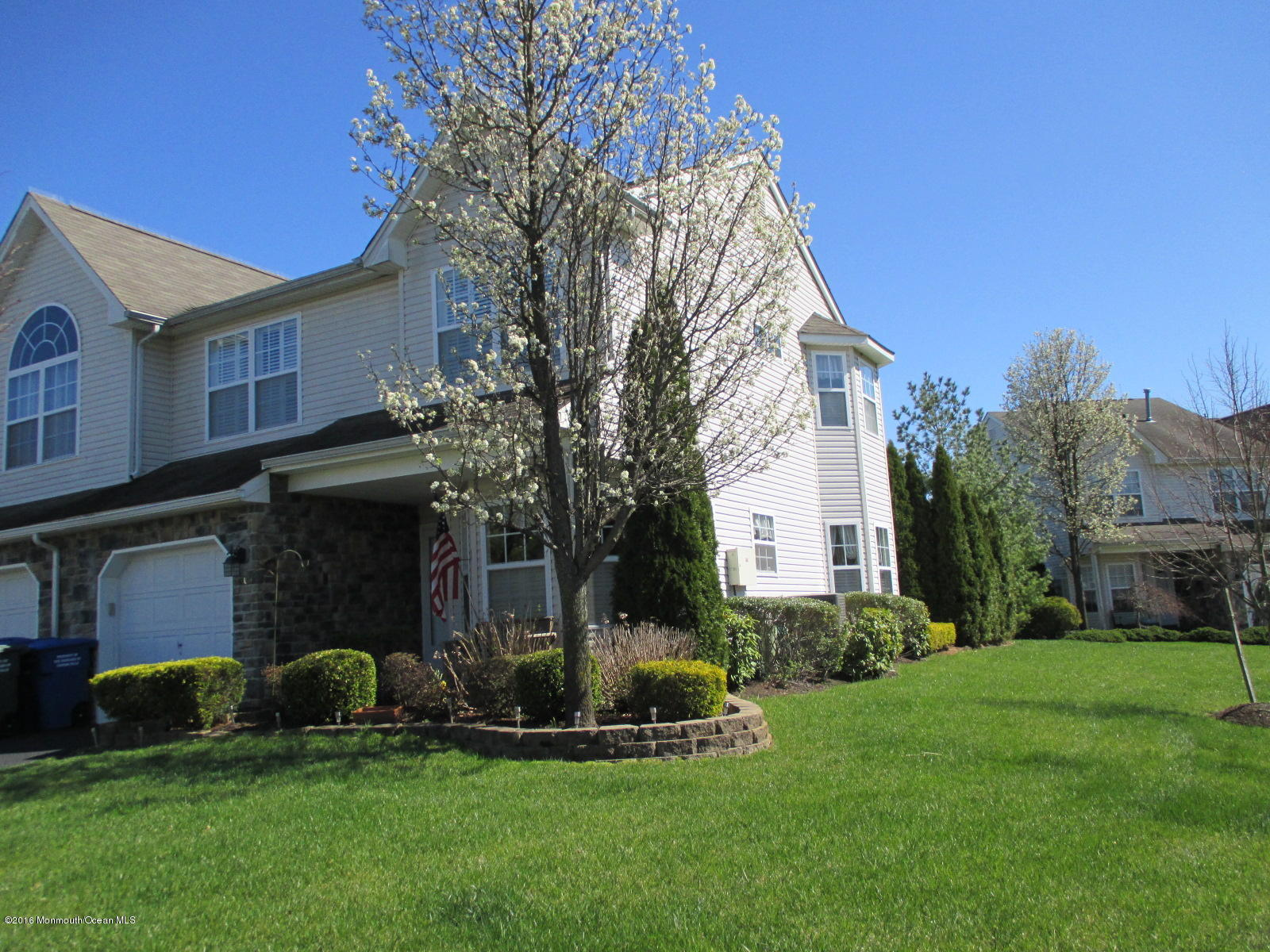 Photo of home for sale at 106 San Anita Drive Drive, Tinton Falls NJ