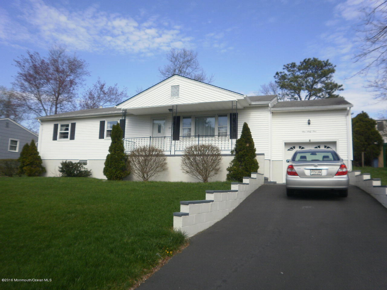 Photo of home for sale at 161 Smith Circle Circle, Point Pleasant NJ
