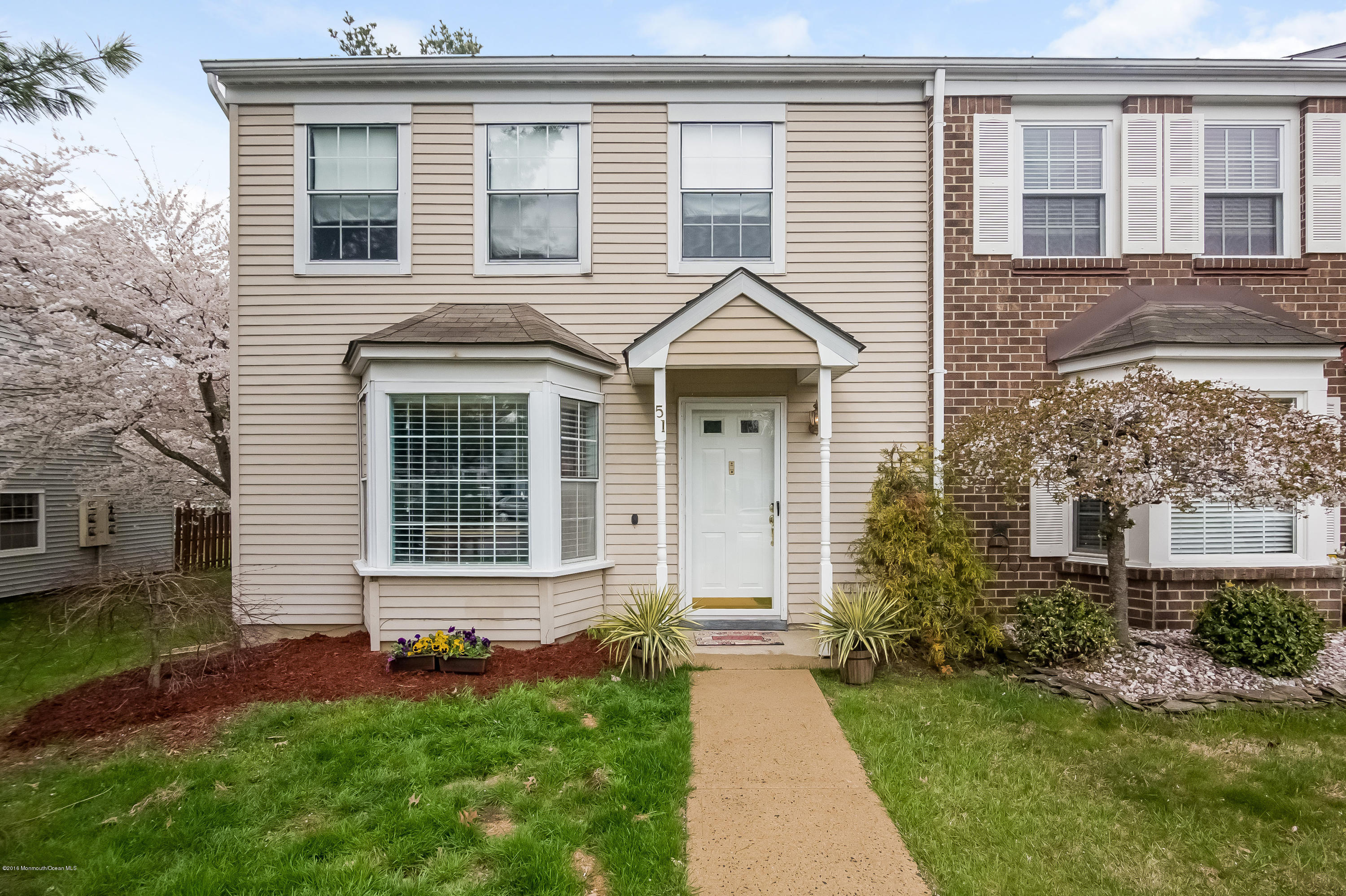 Photo of home for sale at 51 Percival Court Court, Old Bridge NJ