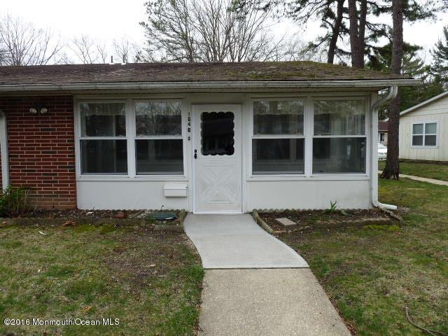 Photo of home for sale at 164d Gramercy Court Court, Lakewood NJ