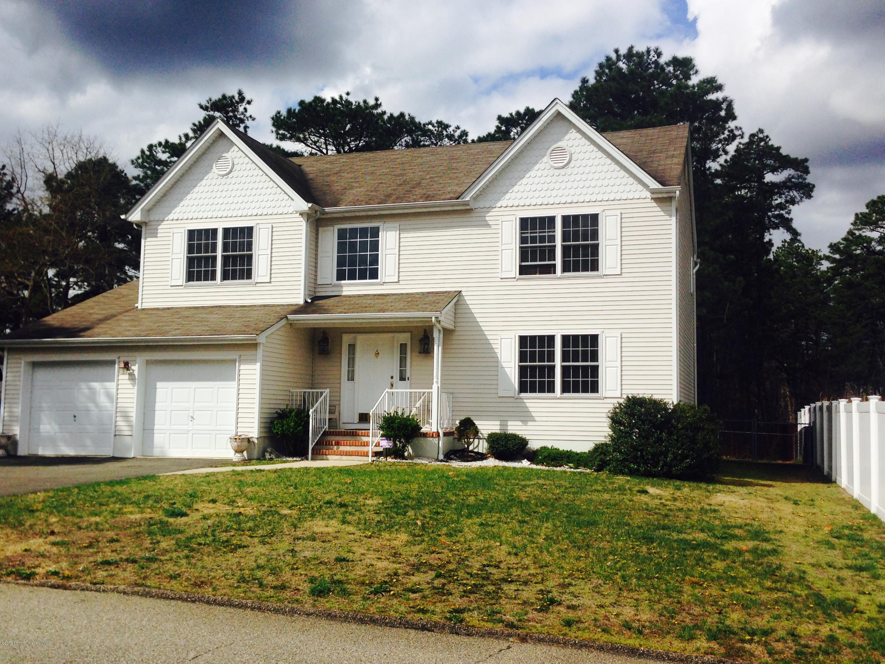 Photo of home for sale at 1701 Bismarck Street Street, Manchester NJ