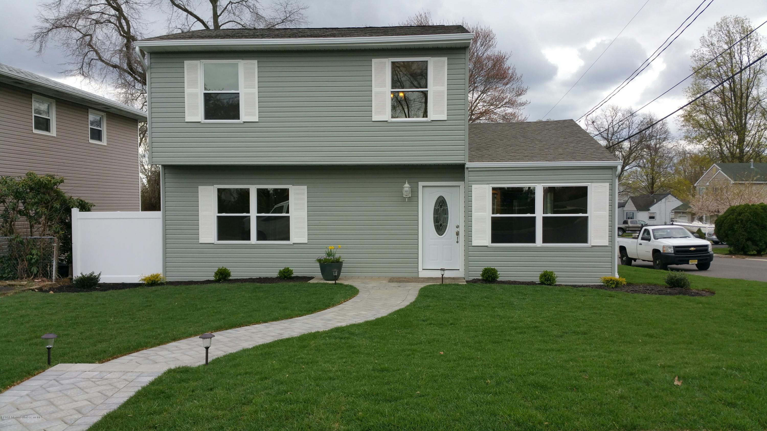Photo of home for sale at 859 Malden Drive Drive, Cliffwood Beach NJ