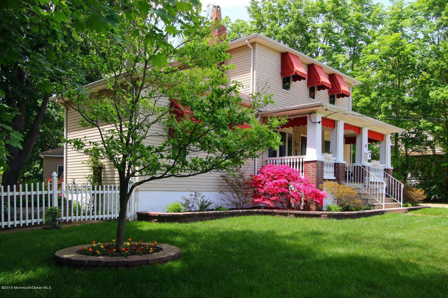 Photo of home for sale at 63 Hosford Avenue Avenue, Middletown NJ