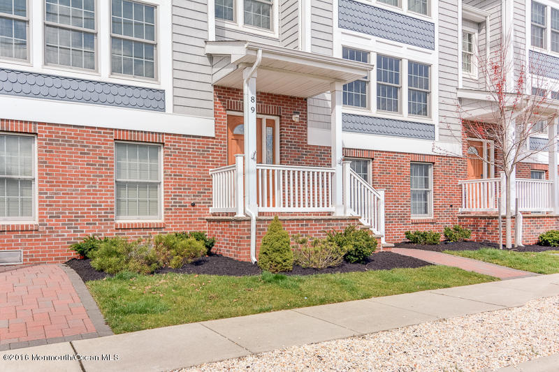 Photo of home for sale at 89 Chicago Avenue Avenue, Point Pleasant Beach NJ