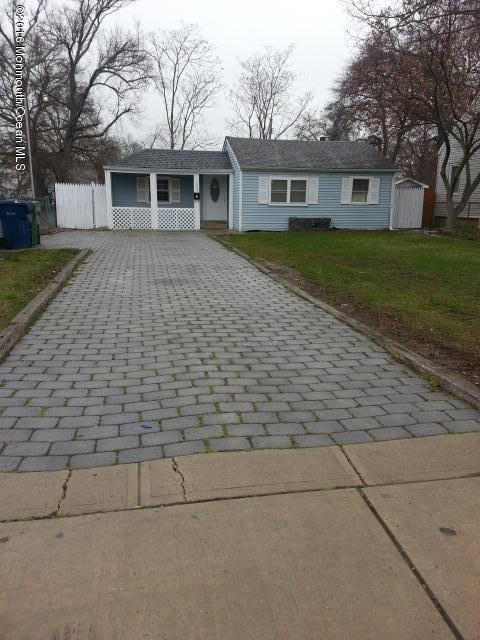Photo of home for sale at 1224 5th Avenue Avenue, Neptune Township NJ