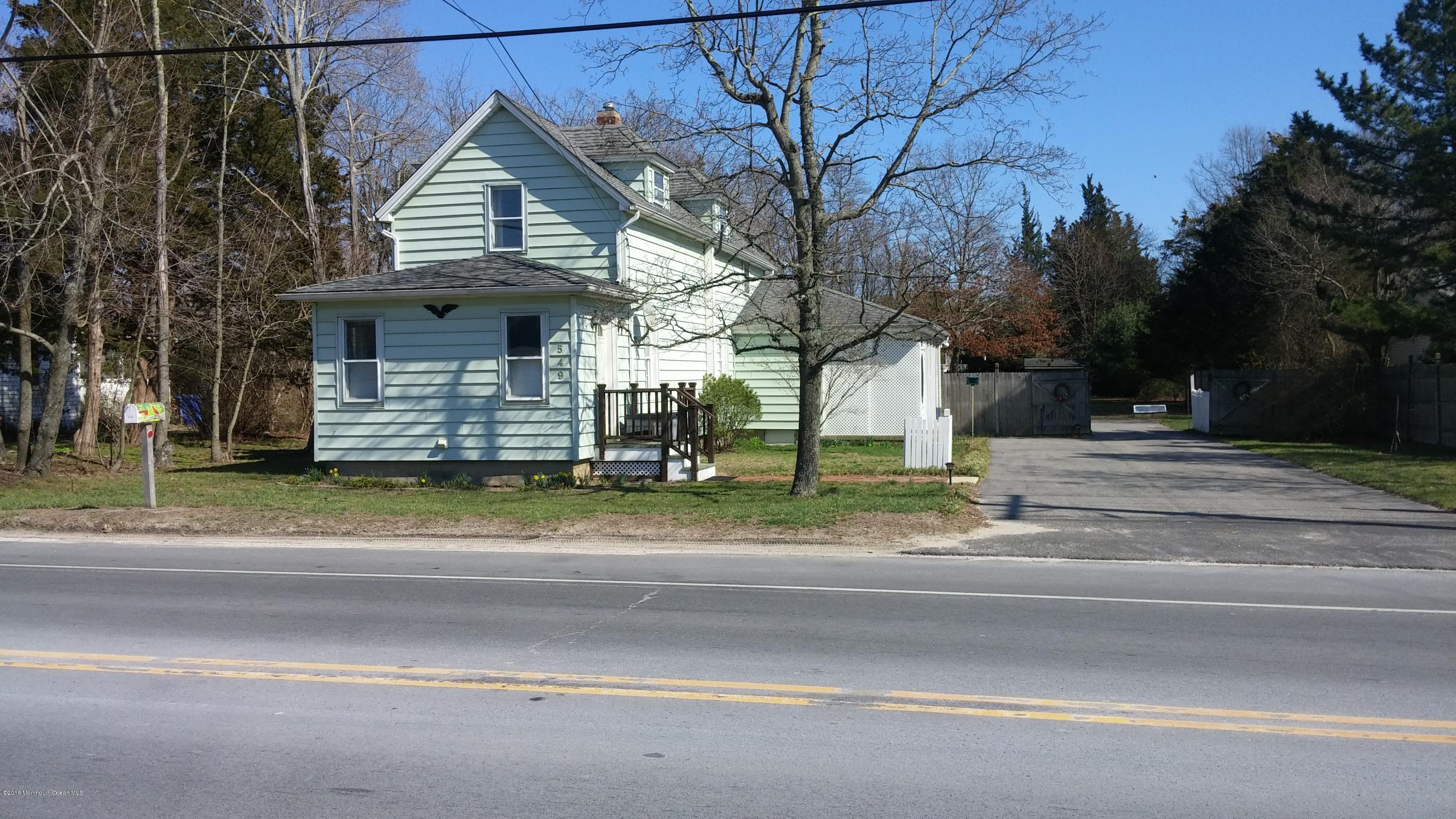 Photo of home for sale at Main Street Street, West Creek NJ