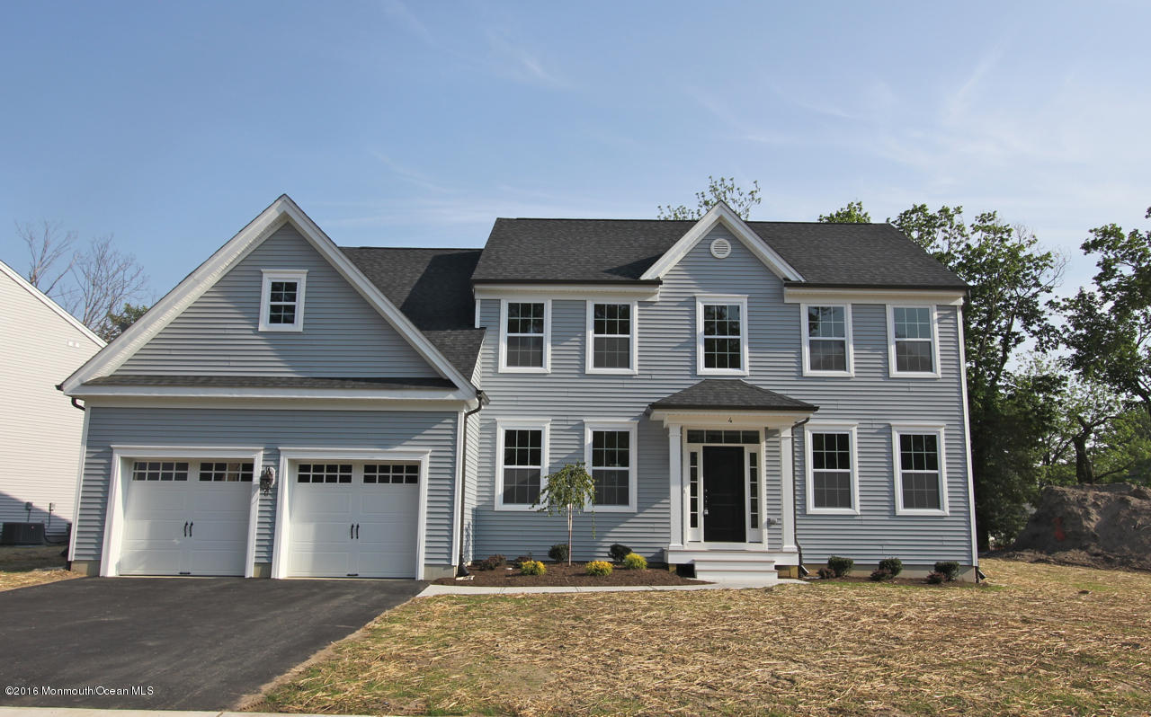 Photo of home for sale at 3 Hogans Way Way, Neptune Township NJ