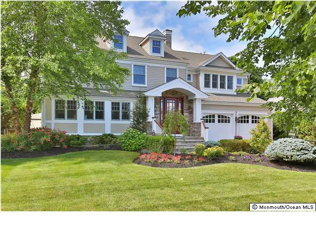 Photo of home for sale at 508 Boston Boulevard Boulevard, Sea Girt NJ