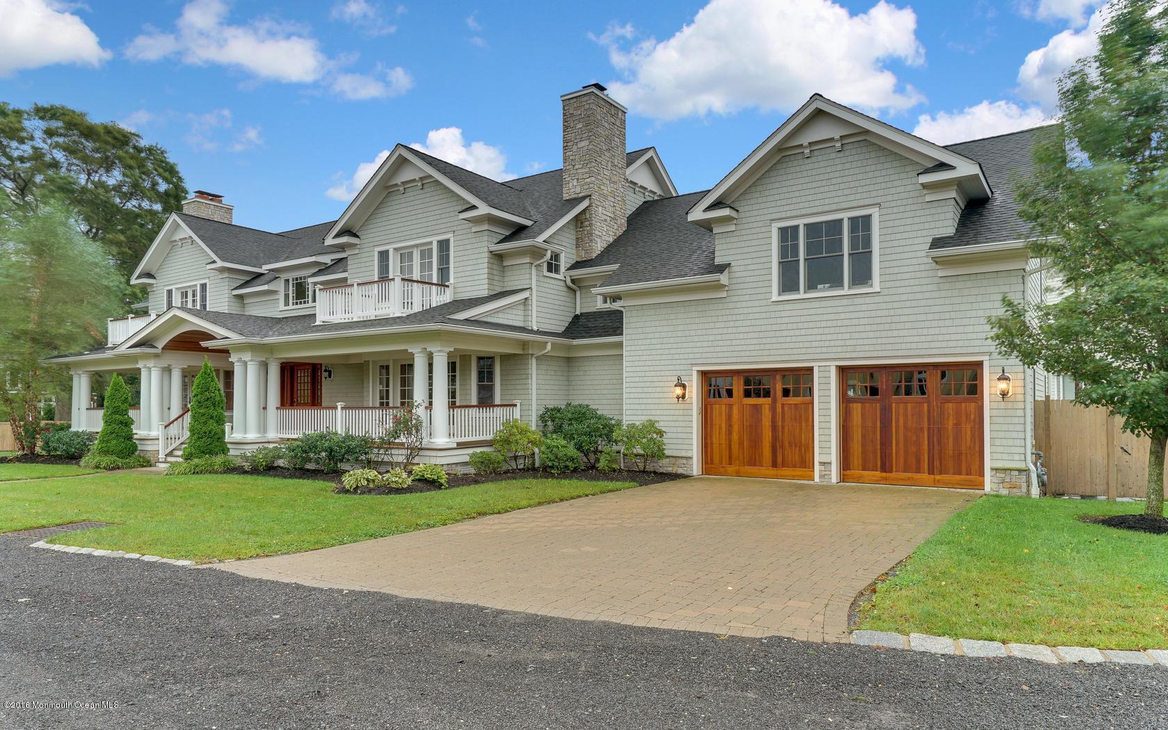 Photo of home for sale at 6 River Vista Lane Lane, Point Pleasant Beach NJ