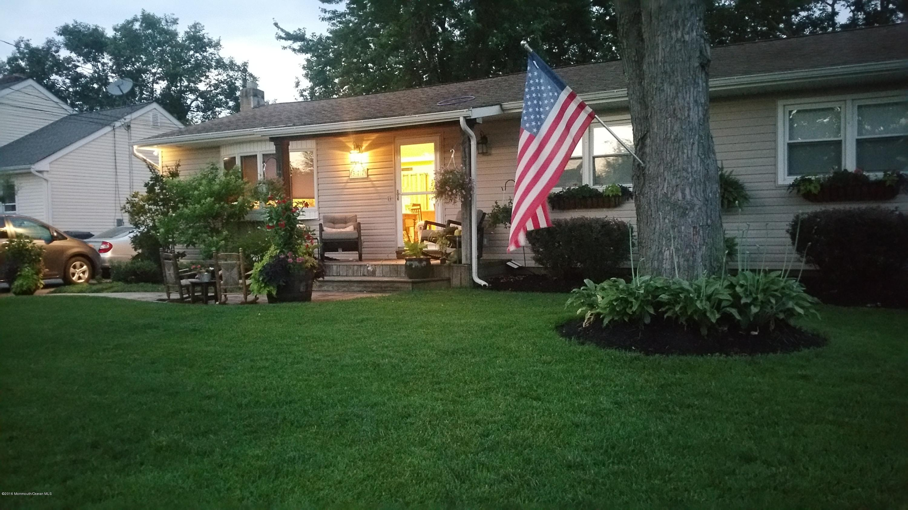 Photo of home for sale at 377 Delaware Drive Drive, Brick NJ