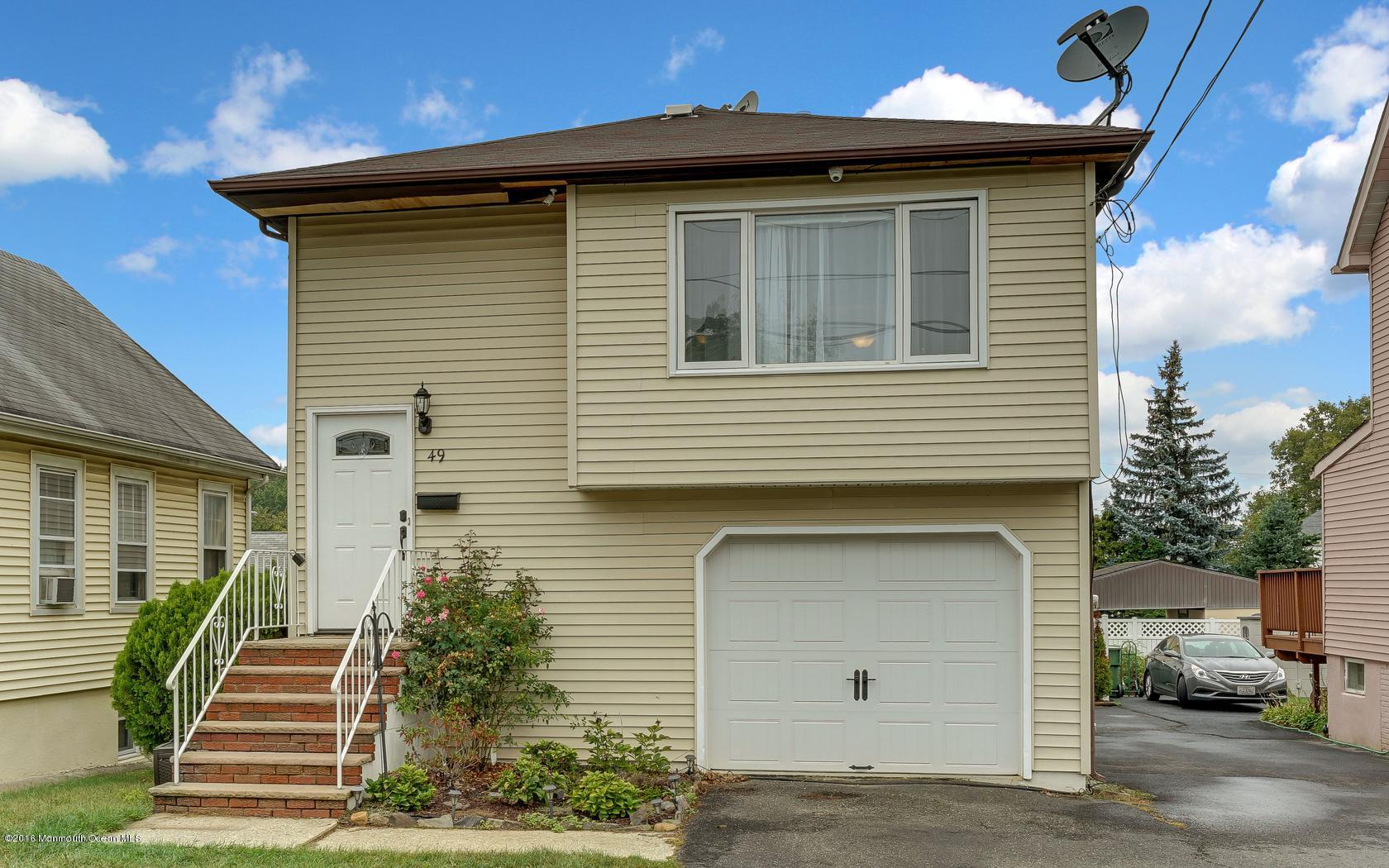 Photo of home for sale at 49 Hart Street Street, Sayreville NJ