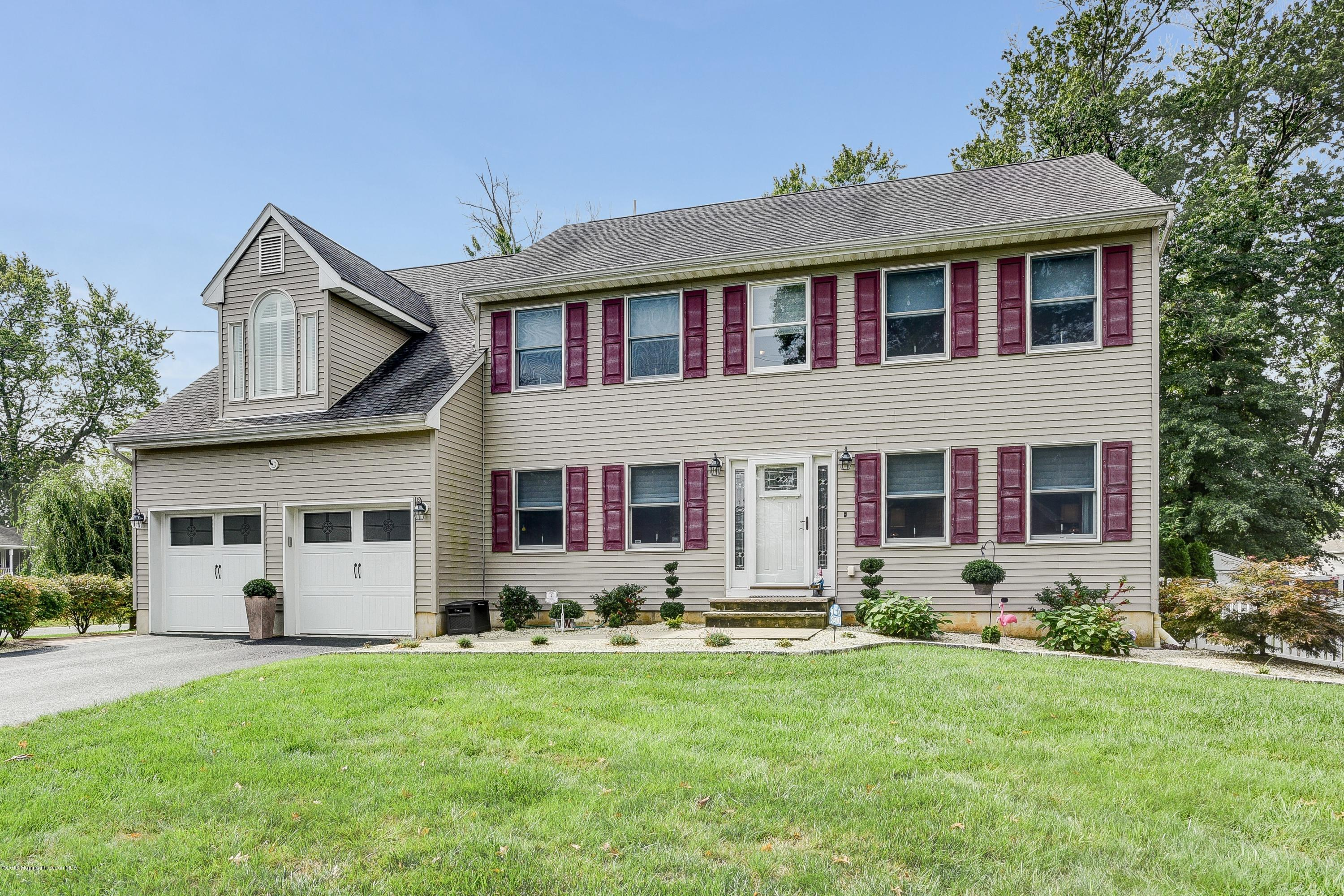 Photo of home for sale at 2703 Hayes Street Street, Wall NJ