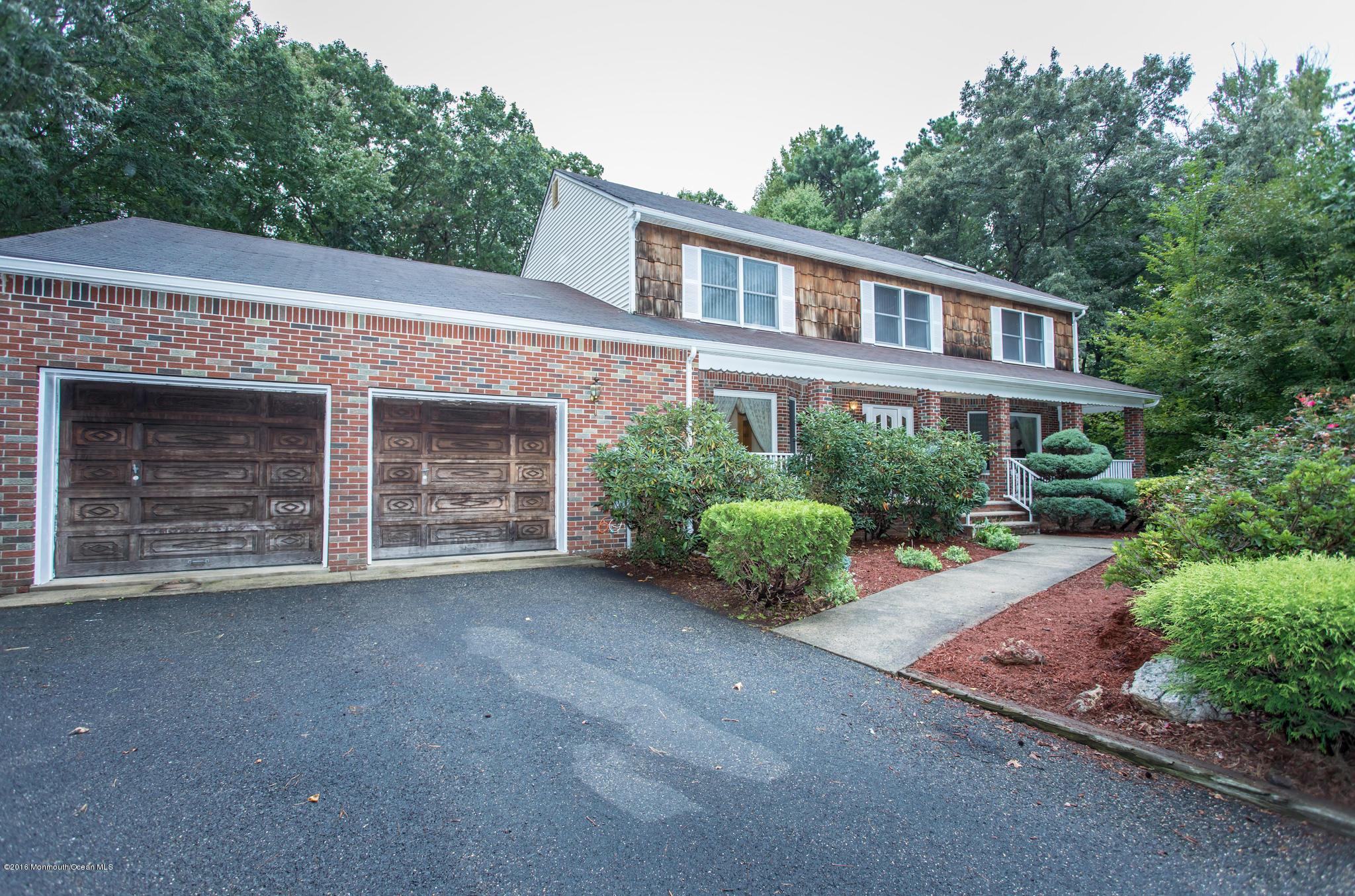Photo of home for sale at 480 Spotswood Englishtown Road Road, Monroe NJ