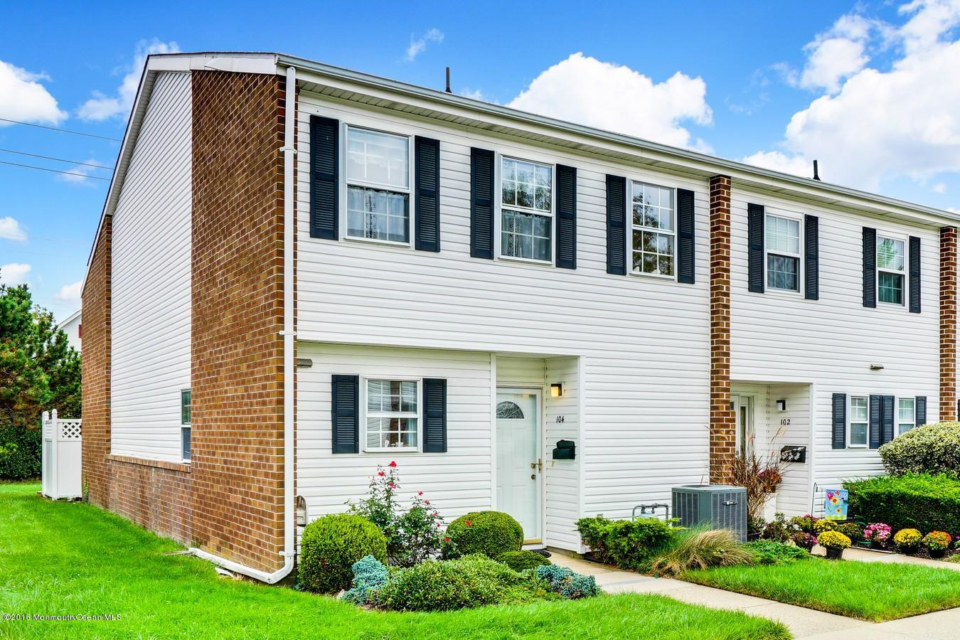 Photo of home for sale at 104 Walnut Drive Drive, Spring Lake Heights NJ
