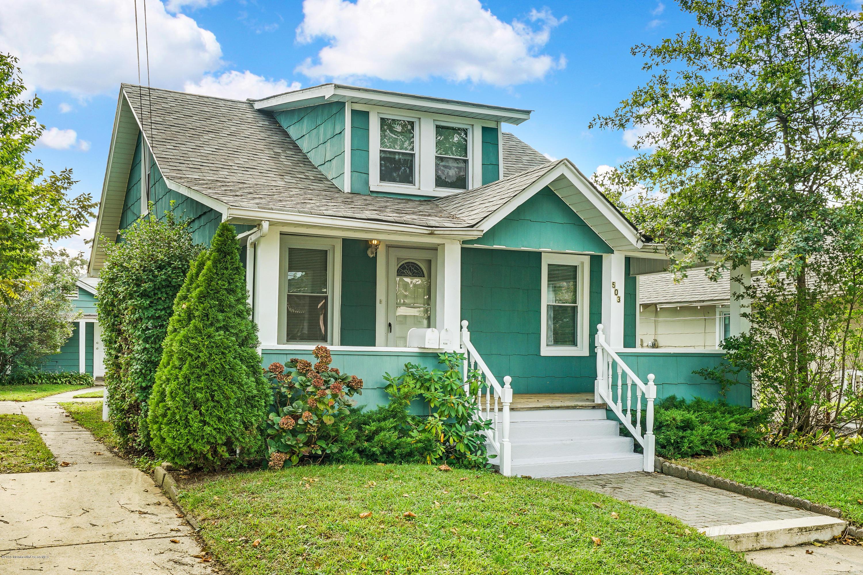 Photo of home for sale at 503 14th Avenue Avenue, Belmar NJ