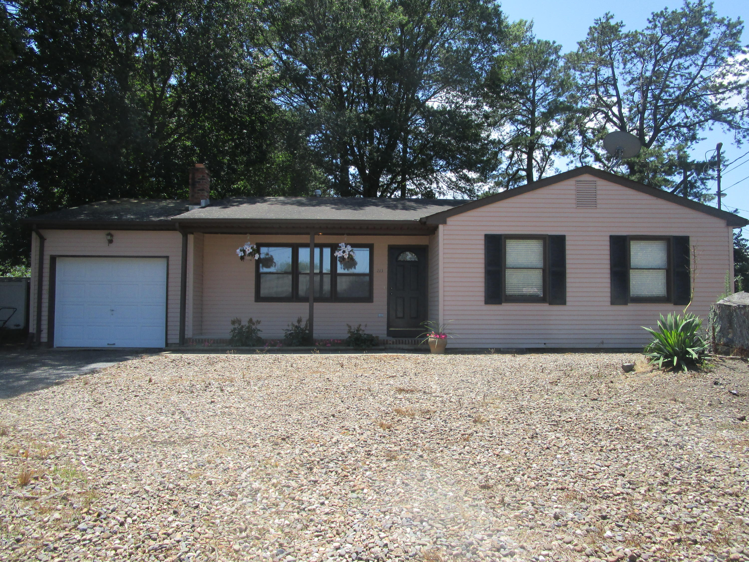 Photo of home for sale at 213 Conifer Drive Drive, Forked River NJ
