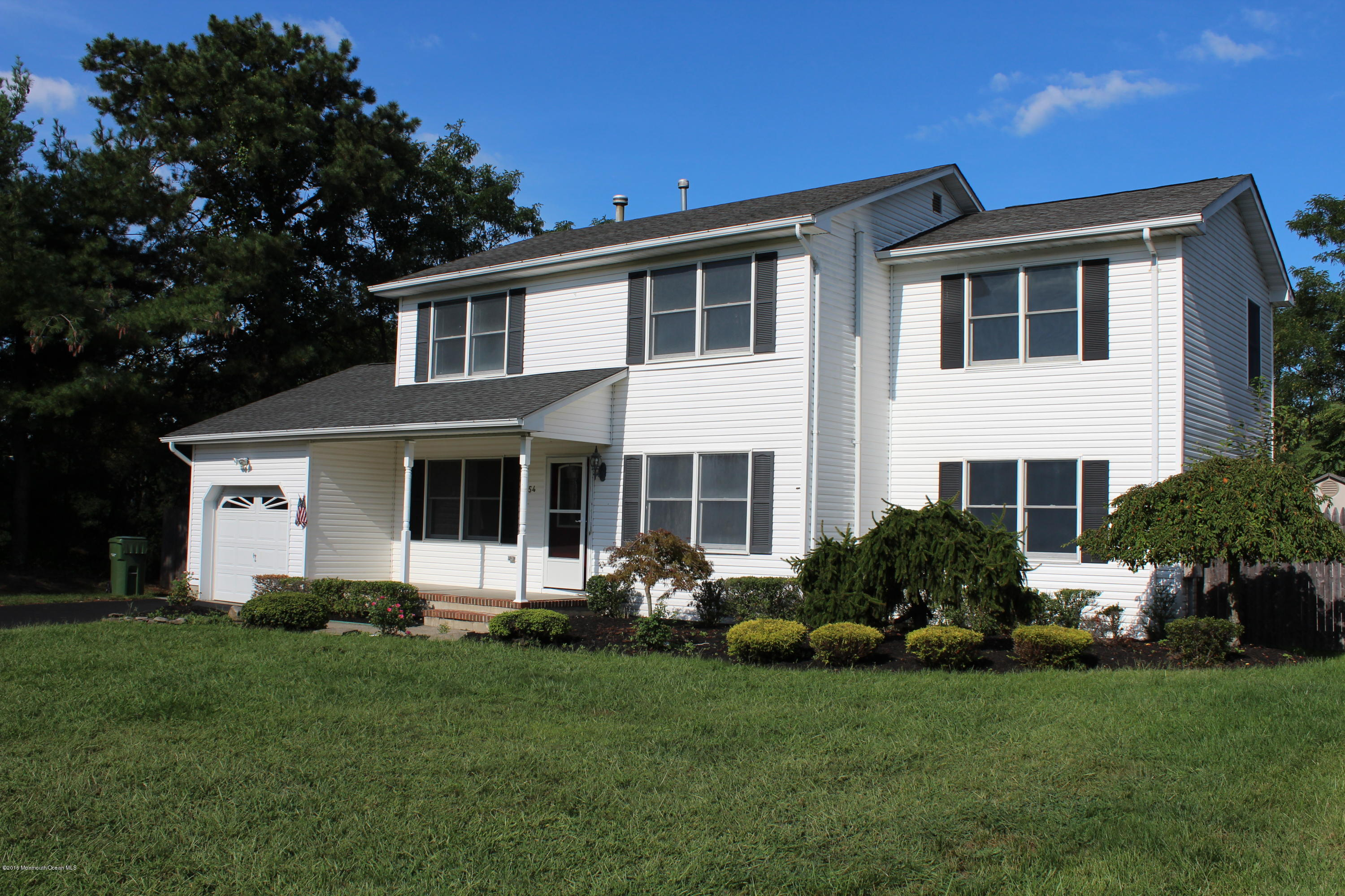 Photo of home for sale at 54 Russell Terrace Terrace, Eatontown NJ
