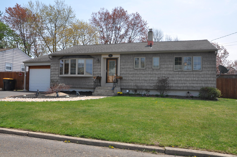 Photo of home for sale at 22 Longview Road Road, Old Bridge NJ