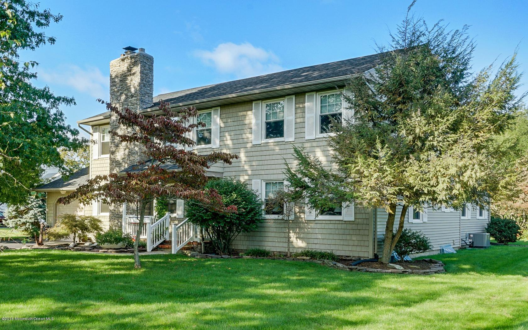 Photo of home for sale at 721 Old Corlies Avenue Avenue, Neptune Township NJ