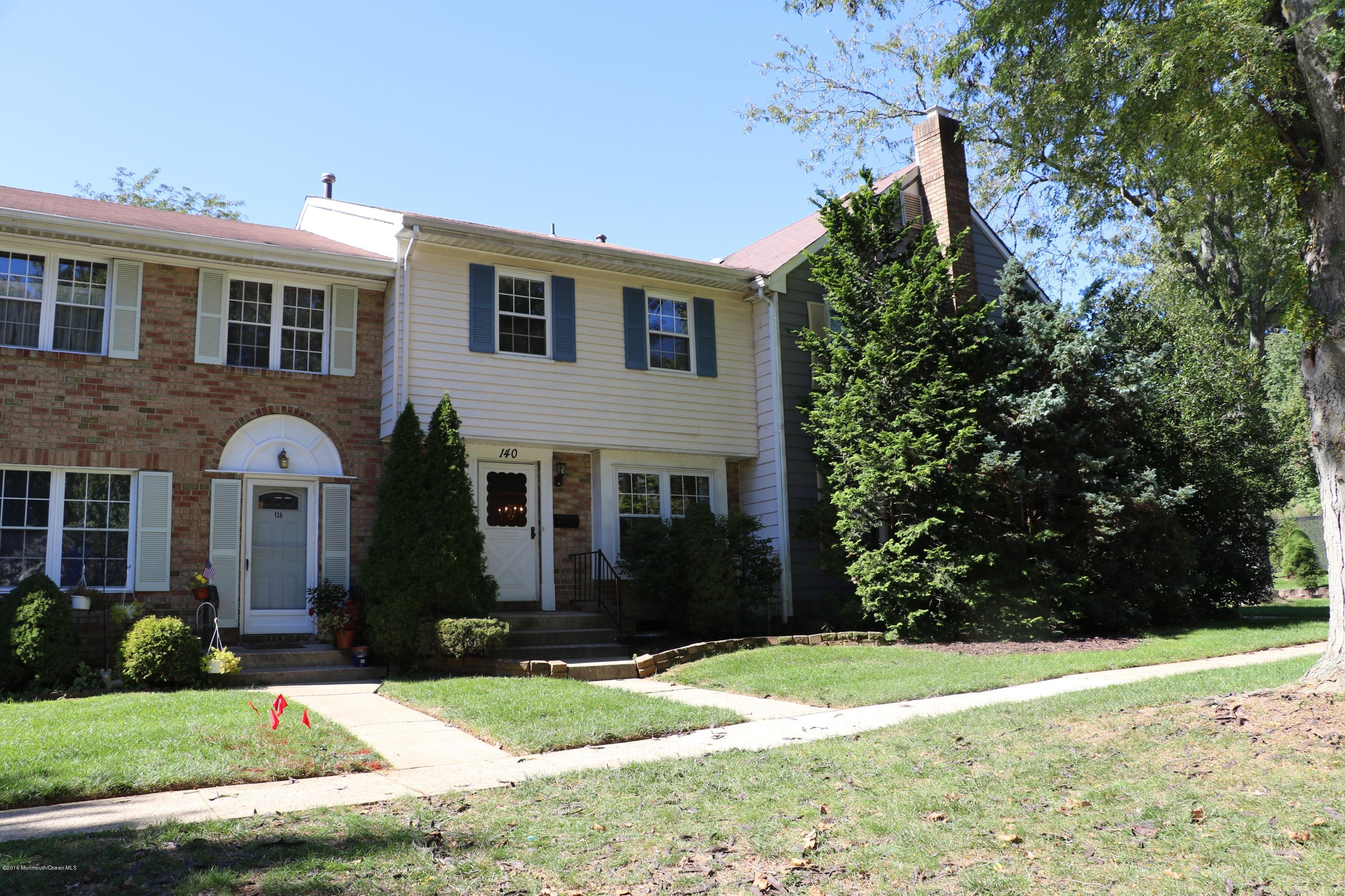 Photo of home for sale at 140 Stokes Street Street, Freehold NJ