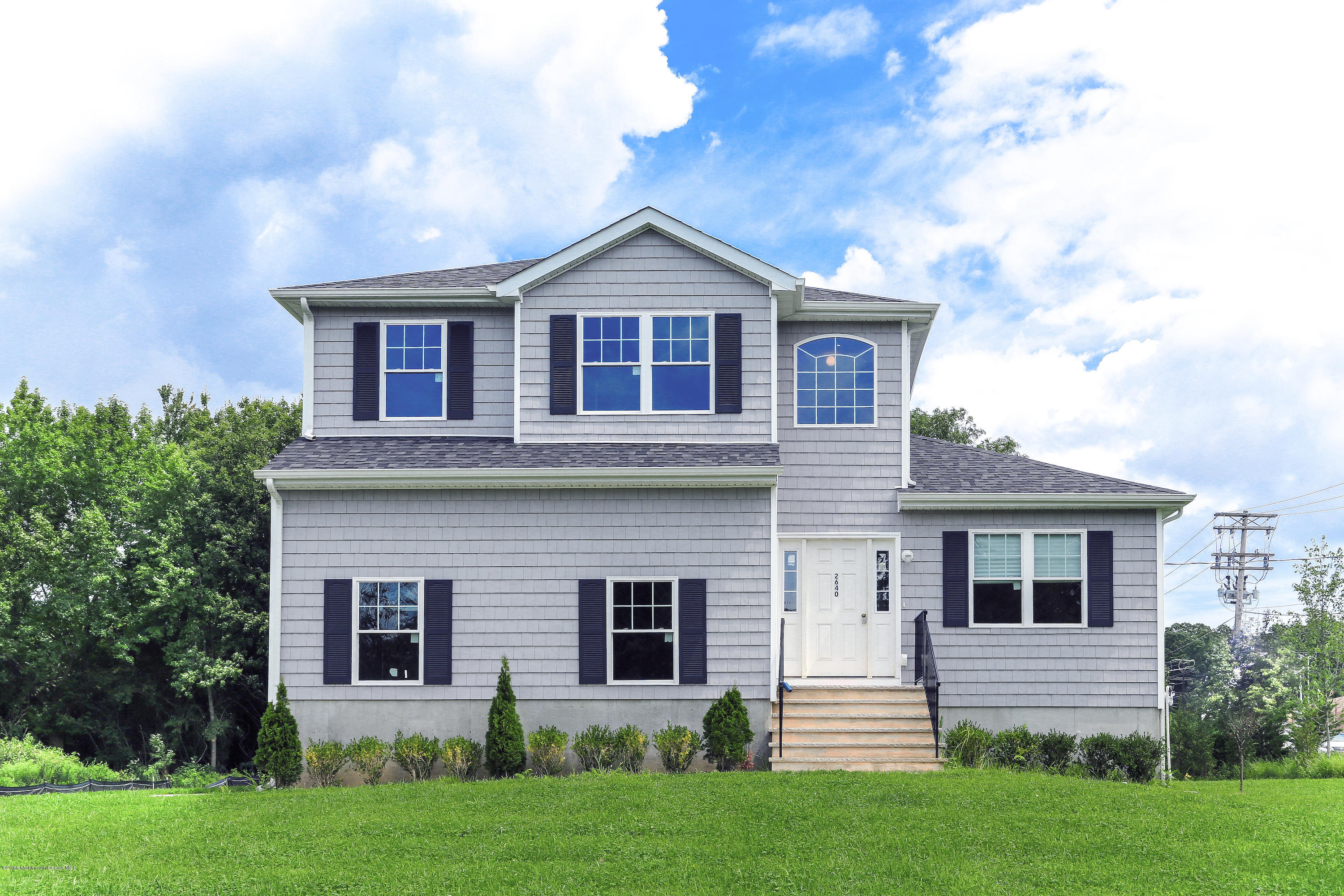 Photo of home for sale at 2640 Ramshorn Drive Drive, Manasquan NJ