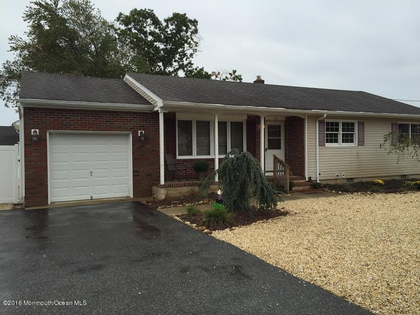 Photo of home for sale at 163 Silver Bay Road Road, Toms River NJ