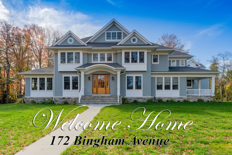 172 BINGHAM AVENUE, RUMSON, NJ 07760