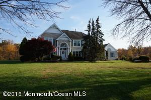 Property for sale at 42 Hampton Hollow Drive, Perrineville,  NJ 08535