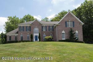 Property for sale at 1 Rockingham Court, Manalapan,  NJ 07726