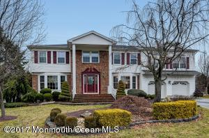 Property for sale at 17 Tharp Lane, Marlboro,  NJ 07746