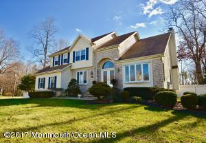 Property for sale at 1 Eric Court, Monroe,  NJ 08831