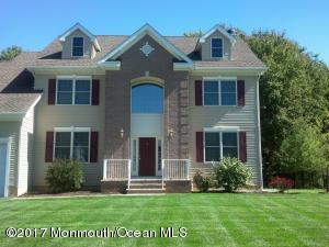 Property for sale at 8 Treetops Drive, Monroe,  NJ 08831